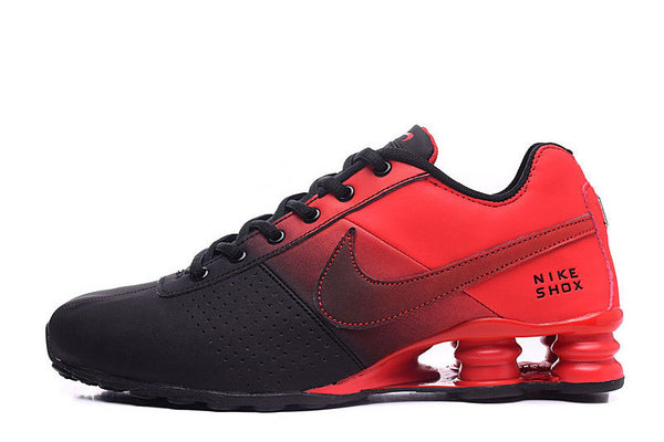 Mens Nike  Red And Black