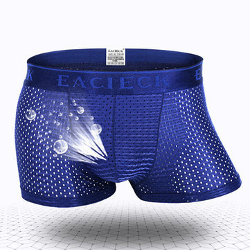 Mens Breathable Boxers